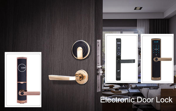 key card door lock for hotels, keyless entry home door locks suppliers, hotel bluetooth locks Manufacturers