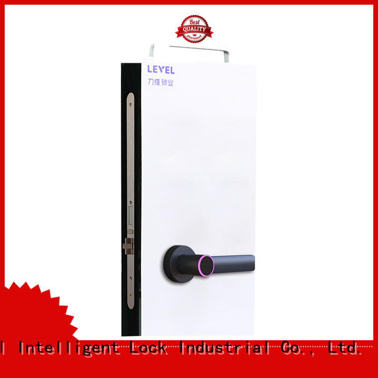 Level practical hotel door locks directly price for lodging house