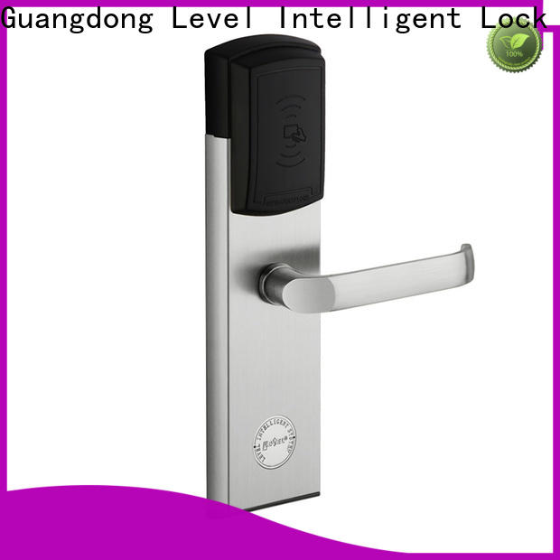 Level Best rfid lock wholesale for guesthouse