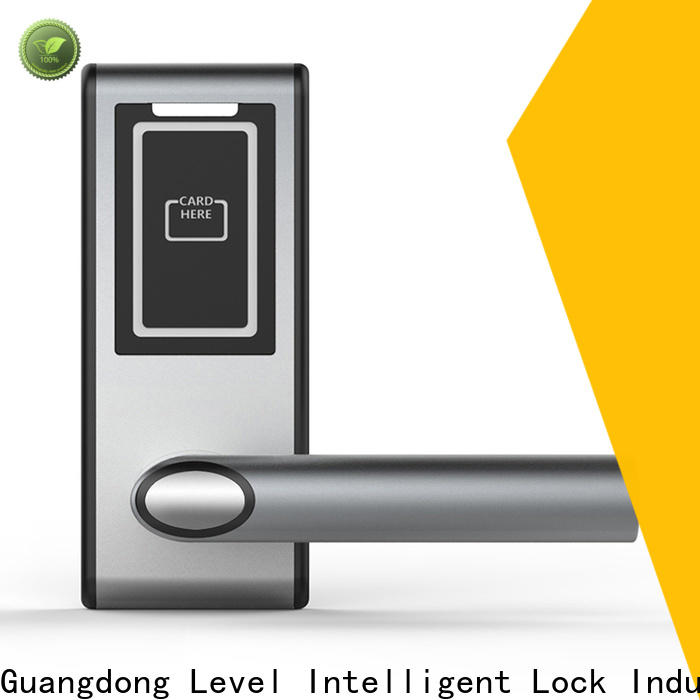Level New electronic hotel keys directly price for hotel