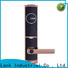 high quality bluetooth hotel door lock tubular directly price for guesthouse