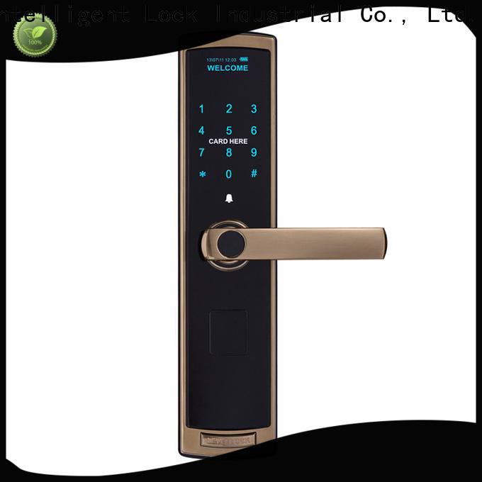 Level touch best keyless entry locks wholesale for apartment