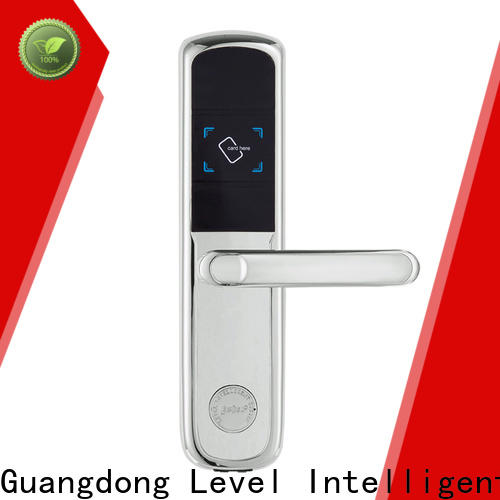 Level rf1360 motel door lock system wholesale for hotel
