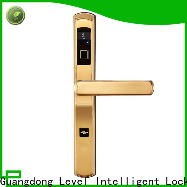 Level New electronic combination door lock on sale for apartment
