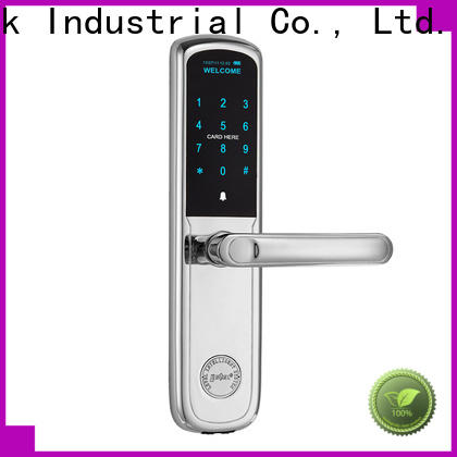 Best electronic security door locks card wholesale for home