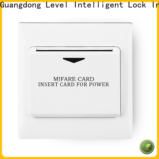 Level reliable energy saver card supplier for apartment
