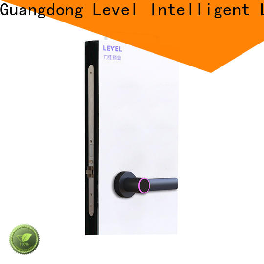 Latest hotel door lock software aluminum supplier for guesthouse