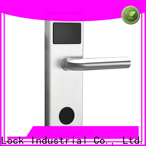 Latest hotel door lock opener rfs800l wholesale for apartment