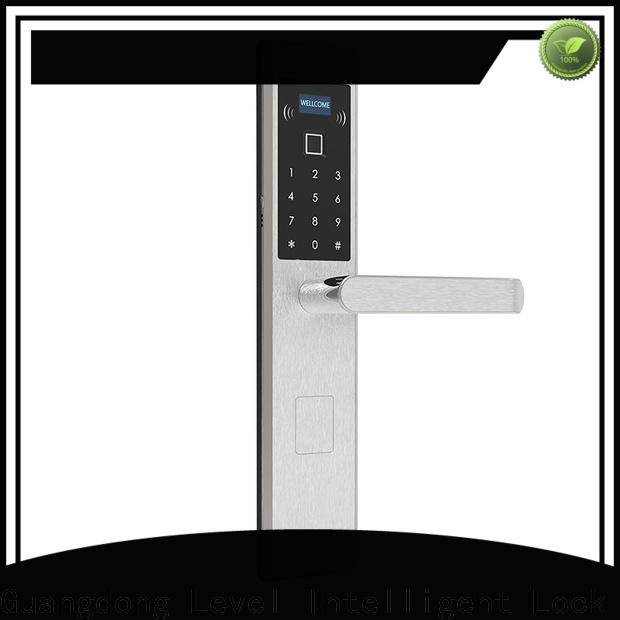 Level material keyless entry supplier for home