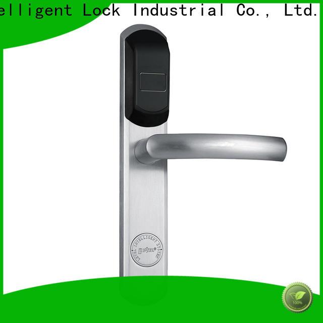 Custom hotel door lock malaysia aluminum directly price for apartment