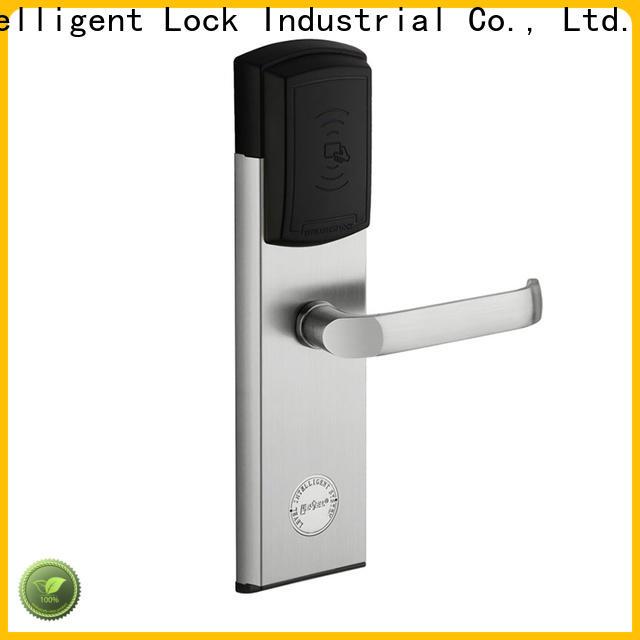 Level split hotel lock system software promotion for lodging house