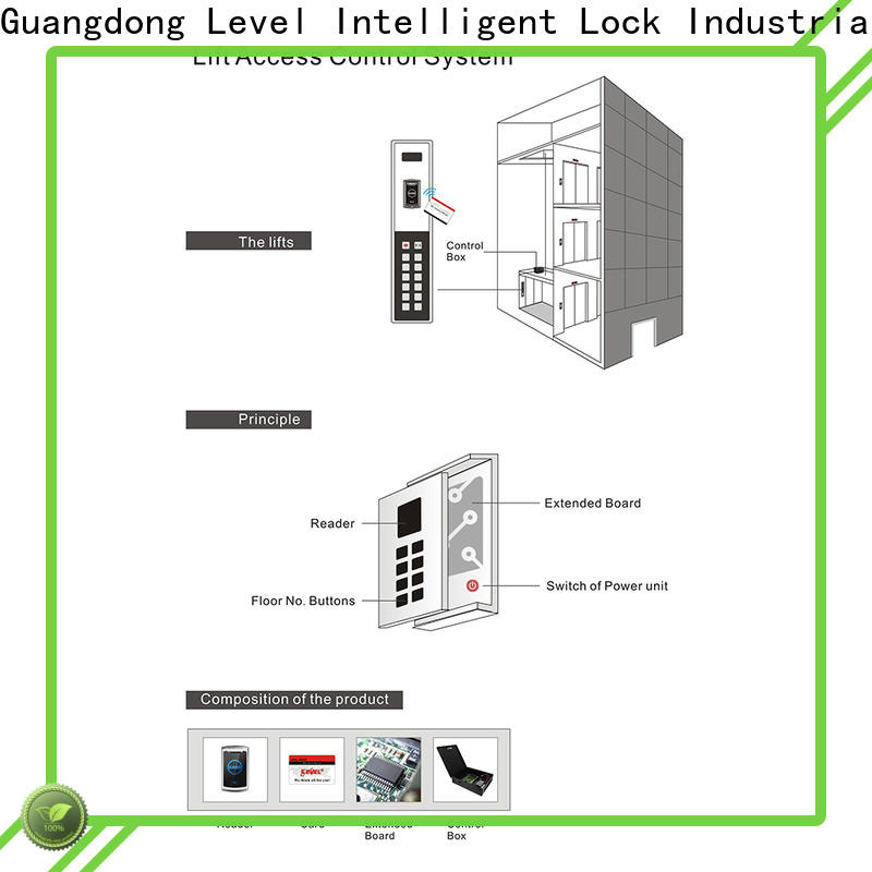 Level good quality siemens access control factory price