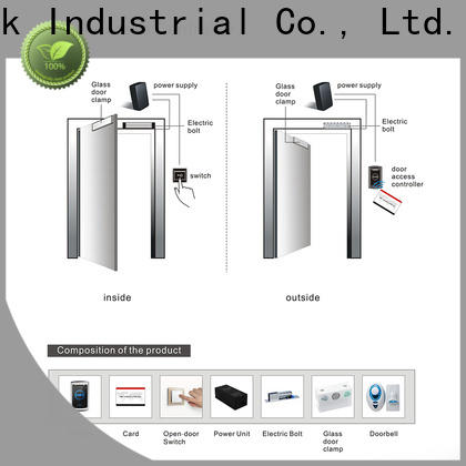Level Custom wireless door access control systems directly price for apartment