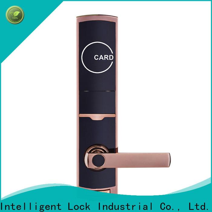 Level key digital door lock china supplier for Villa