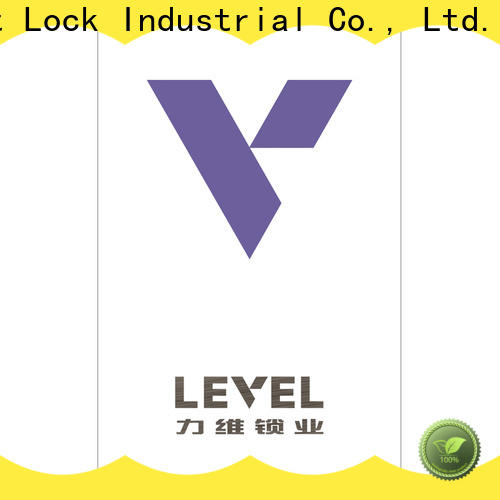 Level lock electronic door lock singapore promotion for guesthouse