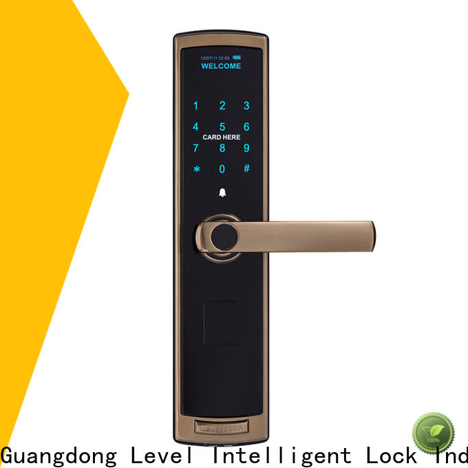 keyless residential keyless entry door locks black factory price for apartment