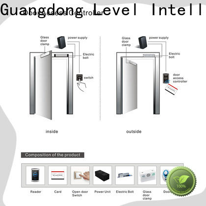 Level security electronic door system directly price for hotel