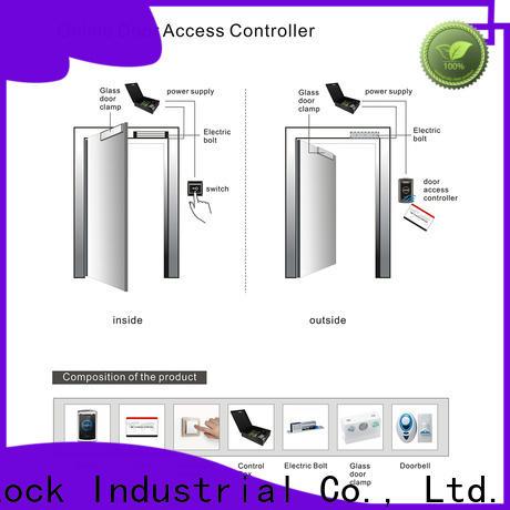 Level door key fob door entry promotion for office