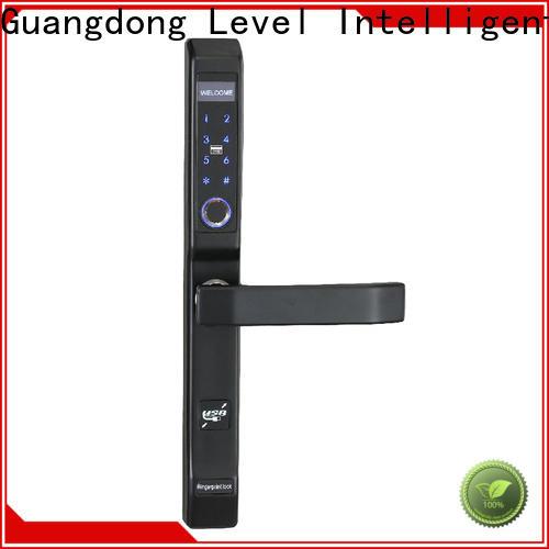 Level password combo front door lock factory price for residential