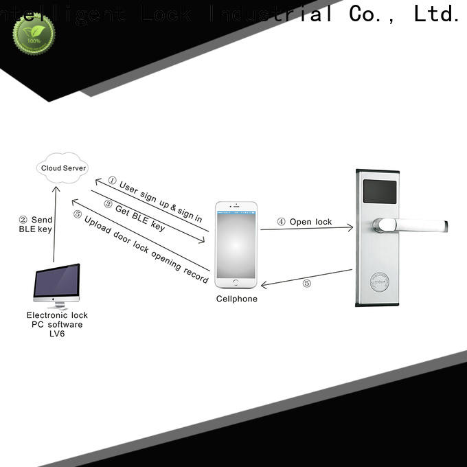 Best bluetooth locks security hotel from China for apartment