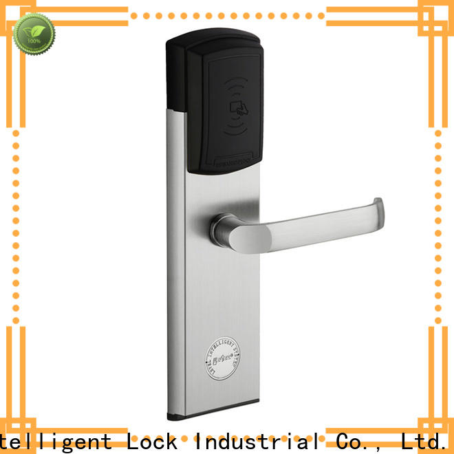 Wholesale hotel door locks card fashion directly price for apartment