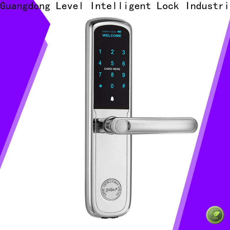 Level High-quality electronic locker for home factory price for apartment