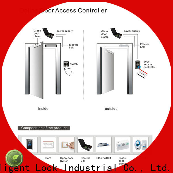 Wholesale access control management system door wholesale for guesthouse