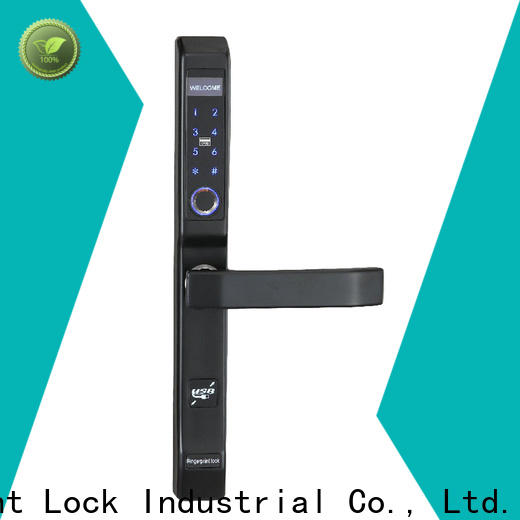 Level keyless best electronic entry door locksets factory price for apartment