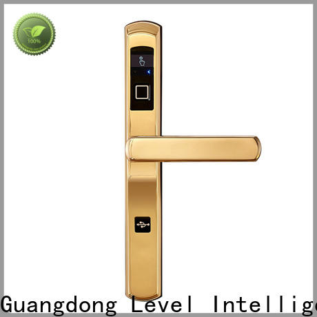 Level rfid electronic door look supplier for home