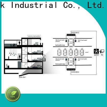 technical commercial key fob door lock system vol wholesale for Villa