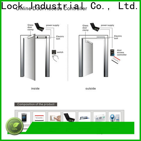 Level access access control methods remote control for apartment