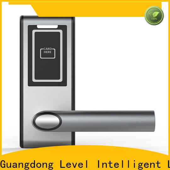 Level rfs800l bluetooth hotel door lock directly price for guesthouse