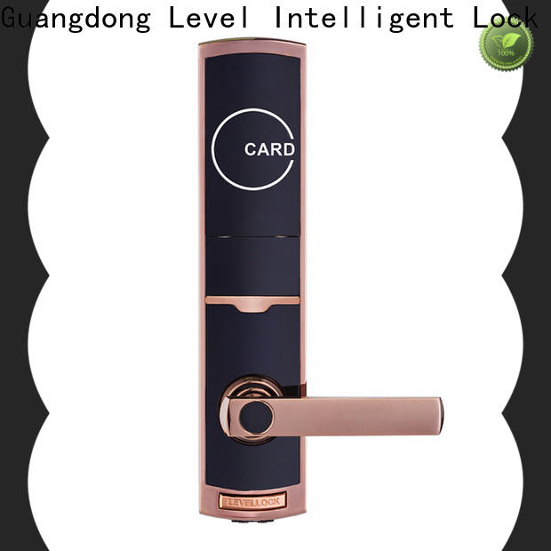 Level rfid hotel lock system malaysia directly price for apartment