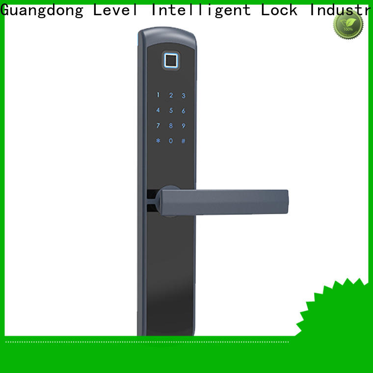 High-quality remote keyless entry house door locks residential wholesale for residential