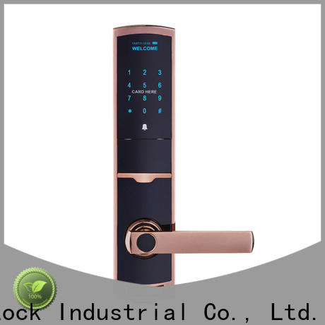 Level High-quality electronic key entry system wholesale for apartment