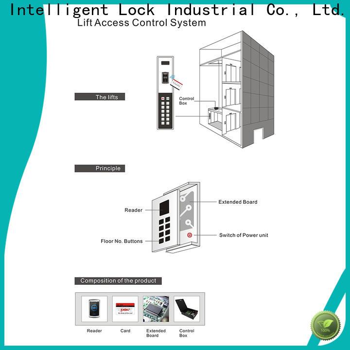 durable single door access control lift on sale