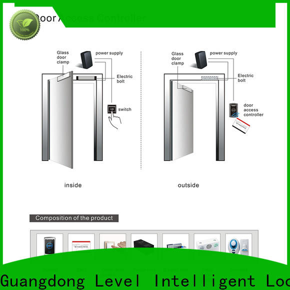 high quality wireless access control access directly price for apartment