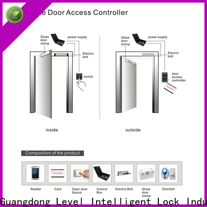 professional entry systems controller from China for lodging house