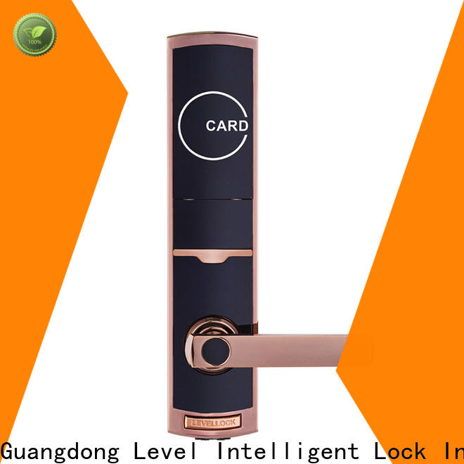 Level model electronic key systems for hotels wholesale for lodging house