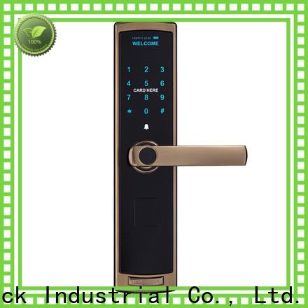 Level Top outdoor digital door lock factory price for home