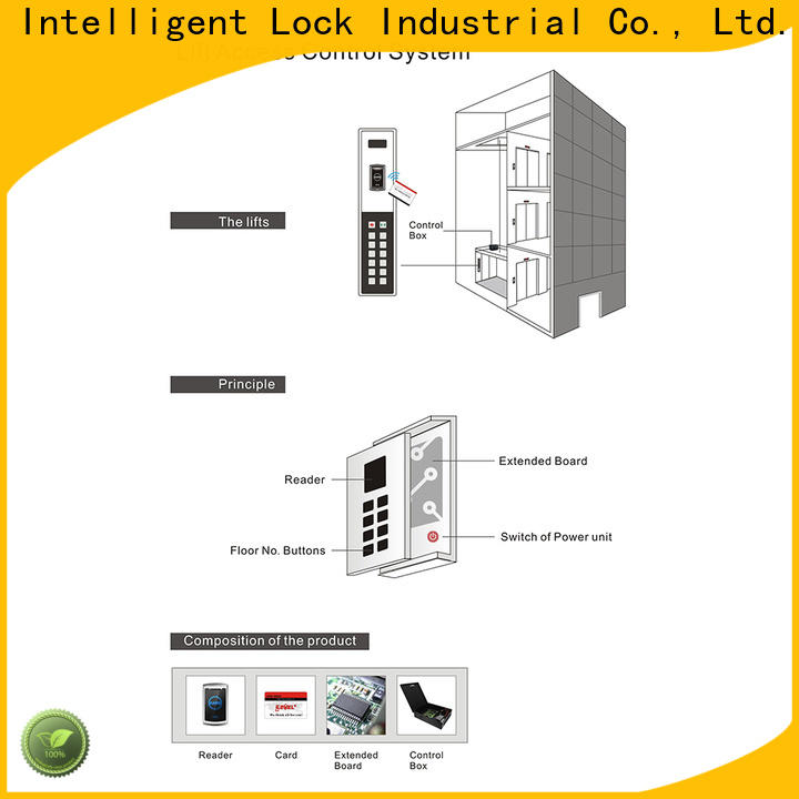 Level High-quality elevator access card factory price