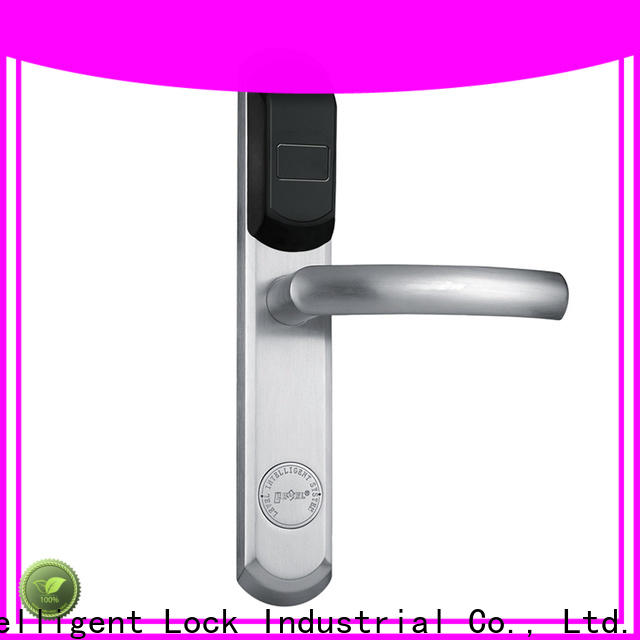 Level security rfid hotel door lock system directly price for hotel