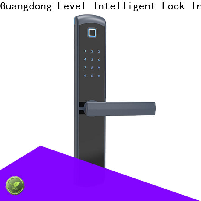 Level New double door lock wholesale for residential