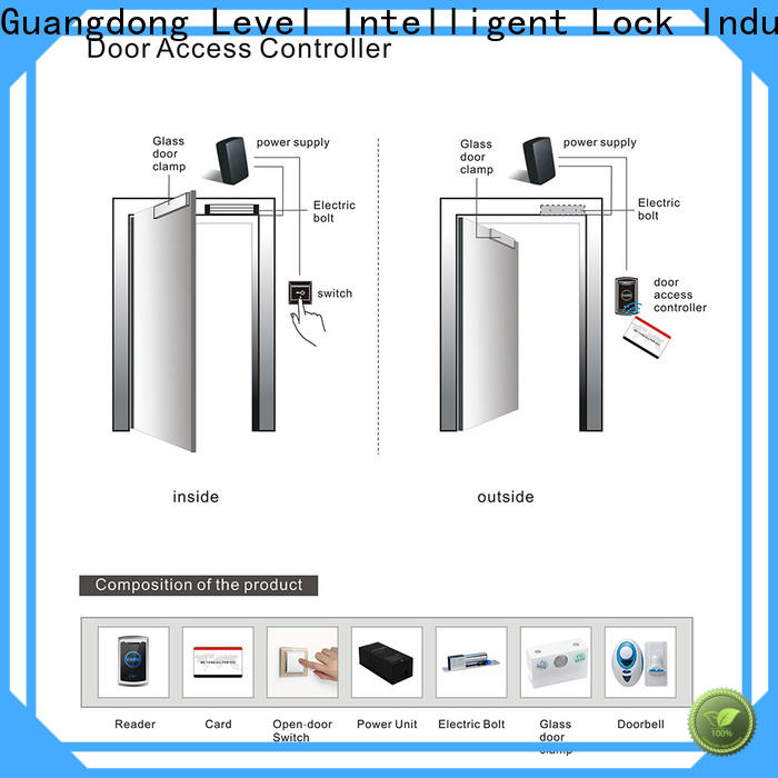 High-quality electronic access lock door wholesale for office