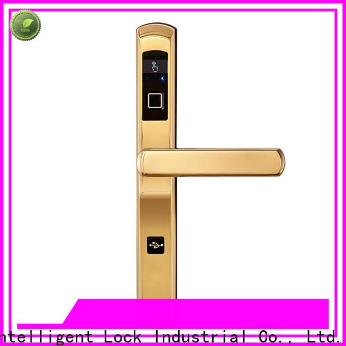 Level fingerprint electronic digital lock on sale for apartment