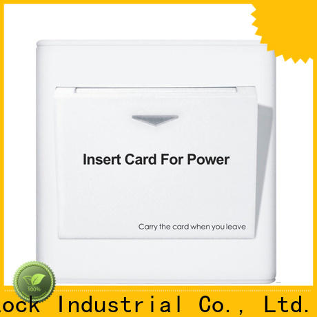 reliable energy saving key card system hotel Suppliers for apartment