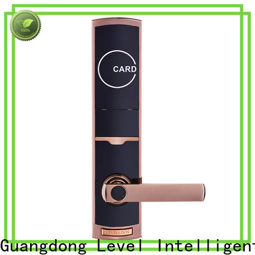 Level Wholesale hotel security lock promotion for apartment