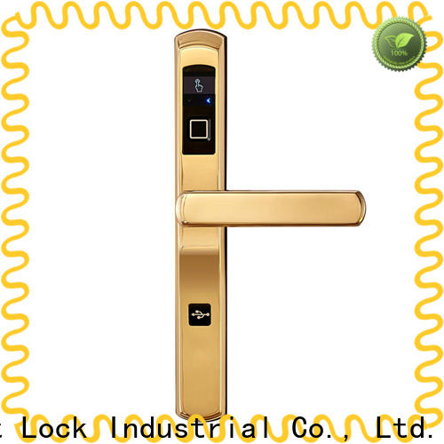 Level electronic keyless entrance door locks factory price for home