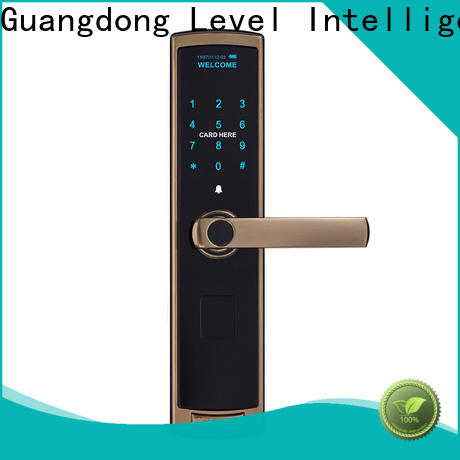 Level high quality automatic deadbolt lock wholesale for residential