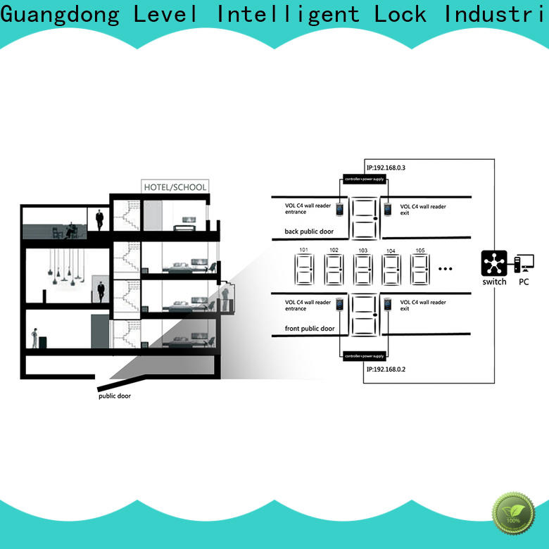 Level Best door access control system installation wholesale for apartment